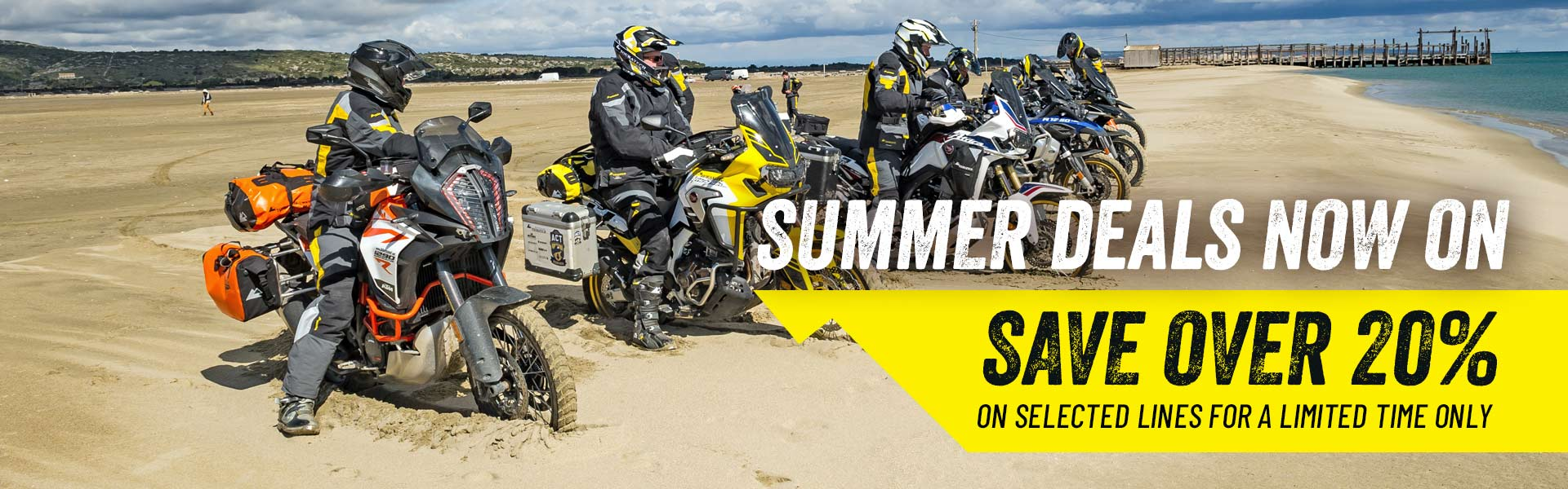 summer deals - save over20% for a limited time only