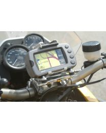 GPS handlebar bracket adapter *handlebar clamp* BMW R 1200 GS/Adventure up to 2007 GPS bracket adapter Bracket for navigation systems