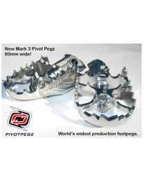 Pivot Pegz - *Mark3* for BMW F750GS/F850GS/F850GS Adventure/F700GS/F800GS/F800GS Adventure/F650GS(Twin)/BMW F650GS/F650GS Dakar/G650GS/G650GS Sertao