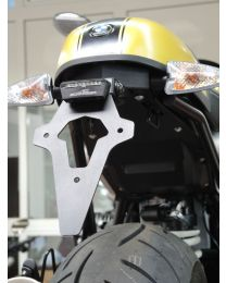 AC Schnitzer registration plate holder. centrally located. incl. inner mudguard/rear light combination for BMW RnineT / RnineT Scrambler / RnineT Urban G/S
