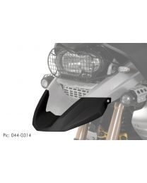 Mudguard extention for BMW R 1200 GS. silver. (2008-2012)