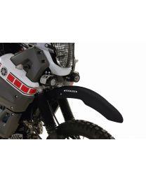 High mudguard in black for the Yamaha XT660Z Ténéré