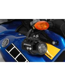 Auxiliary fog light. right for Yamaha XT1200Z Super Tenere