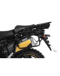 Stainless steel pannier rack black. for Yamaha XT1200Z / ZE Super Tenere