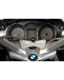 RAM swivel head holder on fork brace  BMW R 1200 RT (2010-2013)