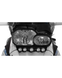 LEDayFlex daytime running lights for BMW F800GS up to 2012