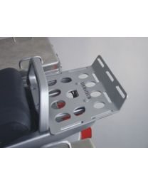 Luggage rack extension aluminium BMW R 850/1100/1150 GS