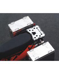 Luggage rack extension aluminium KTM LC8 Adventure