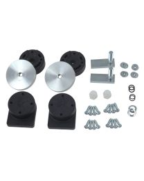 Pannier mounting kit Pannier 18 mm