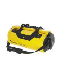 Dry bag Adventure Rack-Pack. size L. 49 litres. yellow/black. by Touratech Waterproof