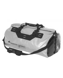 Dry bag Adventure Rack-Pack. size L. 49 litres. silver/black. by Touratech Waterproof