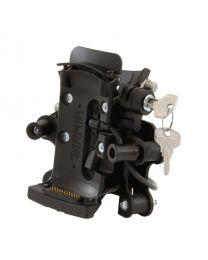 Handlebar mounting ZUMO 550 lockable. black