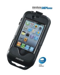 SMiphone Case for iPhone® 4S/4 *black* with handlebar mount *waterproof*