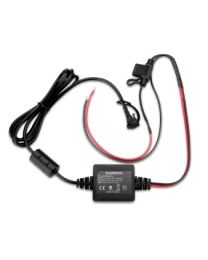 "Power cable for Garmin zumo 340/ 345/ 350/ 390/ 395/ 396. motorcycle. ""with open cable-ends"""