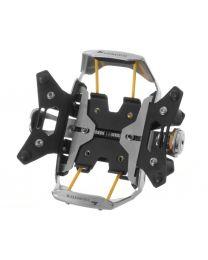 Handlebar mount for Garmin Zumo 340 / 345 / 350 / 390 / 395 V 3.0 *lockable*. black