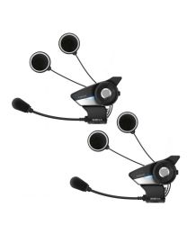 Headset Sena 20S EVO Bluetooth system (Duo-Set)