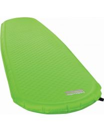 Insulated foam sleeping pad Thermarest Trail Pro. green. size regular-wide