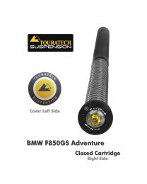 Touratech Suspension Closed Cartridge for BMW F850GS Adventure ab 2019