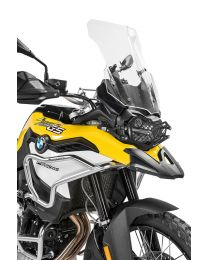 Windscreen. L. transparent. for BMW F850GS