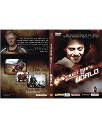 "Video DVD ""Fastest Man Around the World"" Nick Sanders"