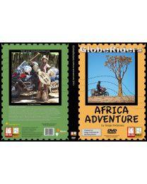 Video DVD Globeriders Africa Adventure
