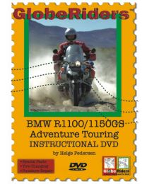 Video DVD Globeriders BMW R 1100/1150 GS Adventure Touring Instructional DVD