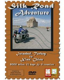 DVD GlobeRiders Silk Road Adventure