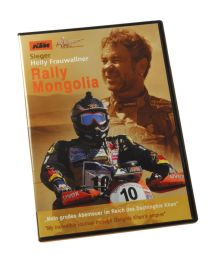 "Video DVD ""Rally Mongolia"" Helly Frauwallner"