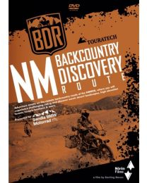 Video DVD - New Mexico Backcountry Discovery Route Expedition Documentary (NMBDR)