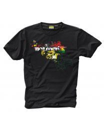 """T-Shirt  """"Bolivia"""" Women size:s"""