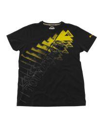 "T-shirt ""Triangle"" men. black size:m"