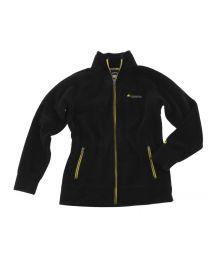 """Touratech"" fleece jacket women. black. size M"