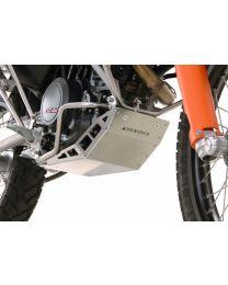 Aluminium engine guard.  KTM 690 Enduro / Enduro R / Husqvarna 701