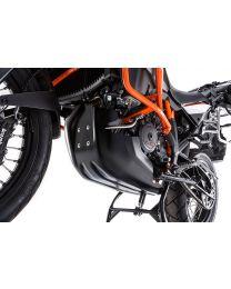 Engine protector RALLYE for KTM 1050 ADV/ 1090 ADV/ 1190 ADV/ 1290 Super ADV. black