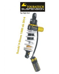 Touratech Suspension shock absorber for Suzuki V-Strom 1000 from  2014 Typ Highend