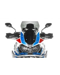 Touratech hand protectors GD. black for Honda CRF1000L Africa Twin / CRF1000L Adventure Sports
