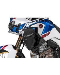 Bags Ambato for original crash bars for Honda CRF1000L Africa Twin/ CRF1000L Adventure Sports. (1 pair)