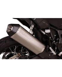 Remus Okami titanium silencer for Honda CRF1000L Africa Twin (2016). slip-on with ABE certification