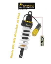 Touratech Suspension shock absorber for Honda CRF1000L from 2018 Type Level2/PDS