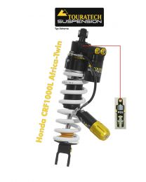 Touratech Suspension shock absorber for Honda CRF 1000L Africa-Twin from 2018 type Extreme