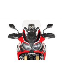 Windscreen. M. transparent. for Honda CRF1000L Africa Twin/ CRF1000L Adventure Sports