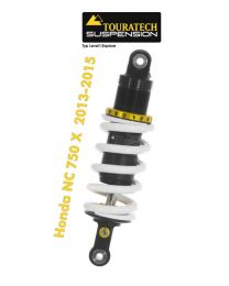 Touratech Suspension shock absorber for Honda NC750X 2013-2015 type Level1