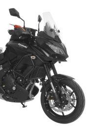 Fairing crash bar stainless steel for Kawasaki Versys 650 from 2015. black