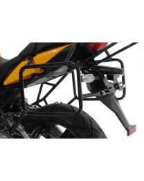 Pannier Racks for Kawasaki Versys 650 (2010-2014). black