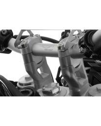 Handlebar riser 20 mm for Triumph Tiger 800XC. Tiger Explorer
