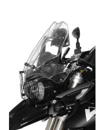 Windscreen Adjuster with GPS Mounting Bar. for Triumph Tiger 800/ 800XC/ 800XCx (-2017)