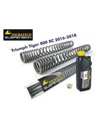 Progressive fork springs for Triumph Tiger 800 XC / XCx / XCa 2016-2018