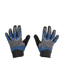 Gloves Touratech MX-Ride, blue