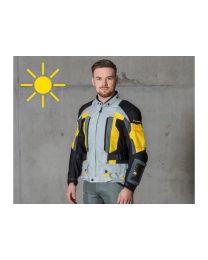 Compañero Summer. jacket men. short size 26. yellow
