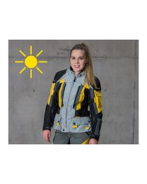 Compañero Summer. jacket women. standard size. yellow size:36